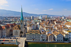 View on Zurich Stock Images