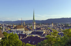 View of Zurich Stock Images