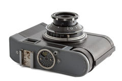 Viewfinder 35mm camera Royalty Free Stock Photography