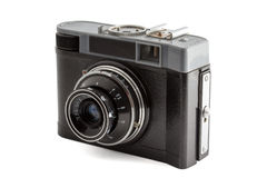 Viewfinder 35mm film camera Royalty Free Stock Photography
