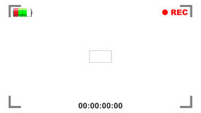 Viewfinder View Royalty Free Stock Image