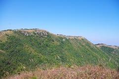 Viewing the nailing ridge at china Stock Photography