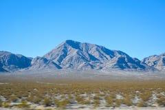 Viewing the Sierra Nevada Mountains Stock Photos