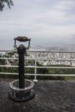 Viewpoint of Cruz Mount - Florianópolis/SC - Brazil Royalty Free Stock Photography