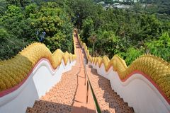 Viewpoint Doi Kham viewpoint view Doi Kham tower at Chiang Mai Thailand.  royalty free stock image