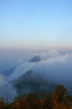 Viewpoint. This is the viewpoint of Doi Luang Chiang Dao. This is location in Thailand stock photos