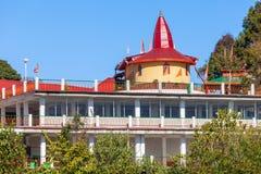Viewpoint in Gangtok Stock Photos