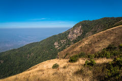 Viewpoint at Kew mae pan nature trail, Royalty Free Stock Images