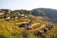 Viewpoint at moning dao resort Royalty Free Stock Image