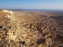 Viewpoint near Shuwaymiyah. View on Omani coast near Shuwaymiyah Royalty Free Stock Photos