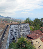 Viewpoint Orotava Valley Royalty Free Stock Photo