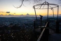 Free Viewpoint Sanctuary Of Bom Jesus De Braga Stock Images - 112607554