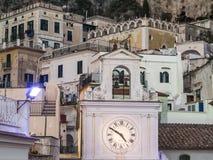 Views of the Amalfi Coast, Positano, Ravello, Maiori, Amalfi, , Royalty Free Stock Photos