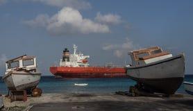 Views around Boca Sami Stock Photo