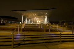 Views around Cardiff Bay Stock Photo
