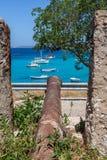 Views around Curacao Caribbean island Stock Photo