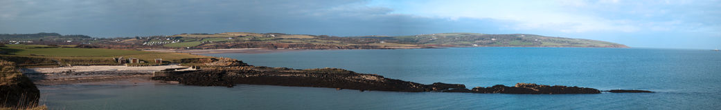 Views around Moelfre Royalty Free Stock Image