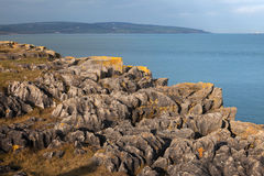 Views around Moelfre Stock Images