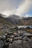 Views around the Ogwen valley Stock Photo
