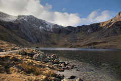 Views around the Ogwen valley Royalty Free Stock Photography