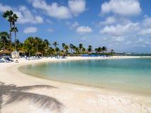 Views around Ojanjestad Aruba a caribbean island in the Dutch An Stock Image