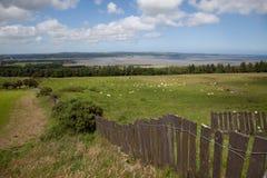 Views around Snowdonia Stock Photography