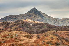 Views around Snowdonia Stock Photography