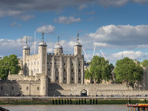 Views around Tower of London Stock Photo