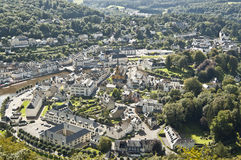 Views of Bouillon Royalty Free Stock Photo