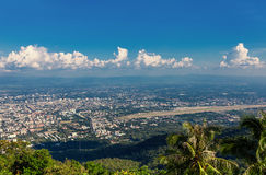 Views of Chiang Mai in northern Thailand Stock Photo