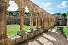 Views of the city Soria royalty free stock photos