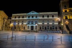 Views of the city Soria. SORIA IN CASTILLA AND LEON, SPAIN, MAY 18,2018: Details of Soria royalty free stock photos