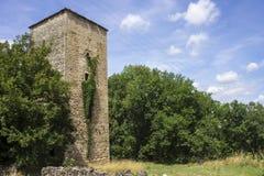 Cordes-sur-Ciel, France Royalty Free Stock Image