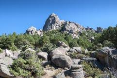 Views of El Pajaro The bird peak Royalty Free Stock Photo