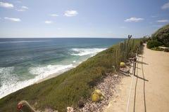 Views of Encinitas Coast Stock Images