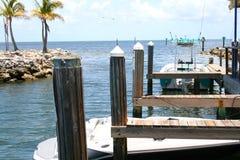 Views from the Florida Keys Royalty Free Stock Photo