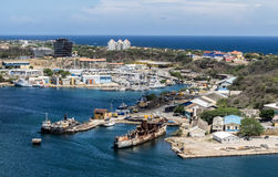 Views from Fort Nassau Royalty Free Stock Photo