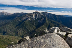 Free Views From Moro Rock Royalty Free Stock Photos - 17367088