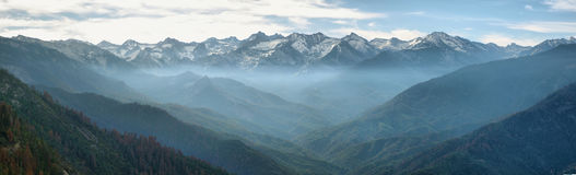 Free Views From Moro Rock, Sequoia National Park Royalty Free Stock Photo - 88067715