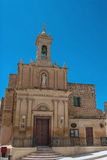 Churches of Malta - Gozo, Victoria. The Church of the Nativity of Our Lady in the capital of Gozo, Victoria, Rabat, Malta Stock Photography
