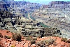 Views of grand canyon Stock Photos