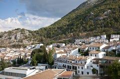 Views of Grazalema, Cadiz. Royalty Free Stock Photos