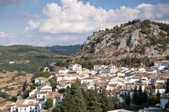 Views of Grazalema, Cadiz. Stock Photos