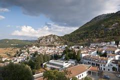 Views of Grazalema, Cadiz. Stock Images