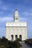 Views of The historic Mormon Temple Stock Photos