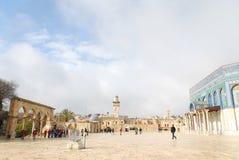 Views holy places of Jerusalem Stock Photo