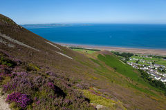 Views from the Huw Tom Trail Stock Photography