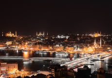 Views of istanbul Royalty Free Stock Photo