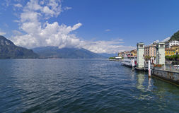 Views of Lake Como. Italy. Stock Images