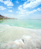 Views landscapes Dead Sea Royalty Free Stock Photography